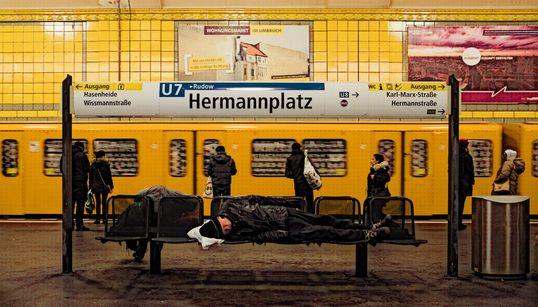 Knapp 900.000 Menschen in Deutschland sind wohnungslos – diese Idee könnte das