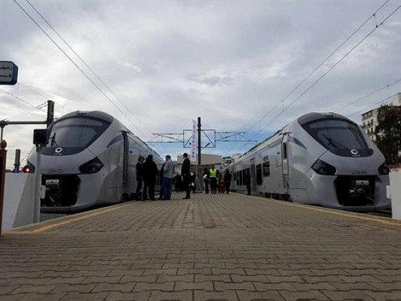 Le train Coradia Touggourt-Constantine : La fréquentation avoisine les cent passagers