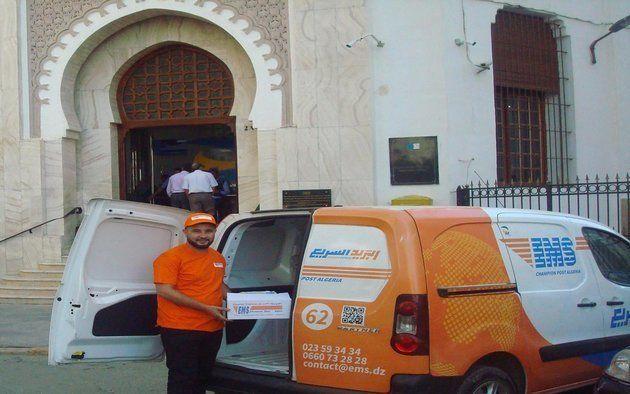 Courrier postal: EMS Algérie améliore de 7 places son classement