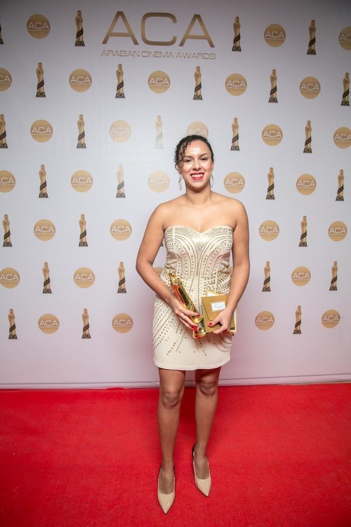 La Marocaine Sara Kaddouri primée au Cairo Film