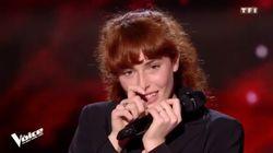 """France: Dans """"The Voice"""", cette candidate n'a pas voulu choisir entre les"""