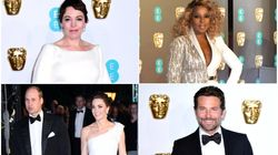 Baftas 2019 Red Carpet: All The Arrival Pics You Need To