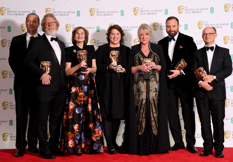 Τα 7 βραβεία BAFTA είναι ένας...