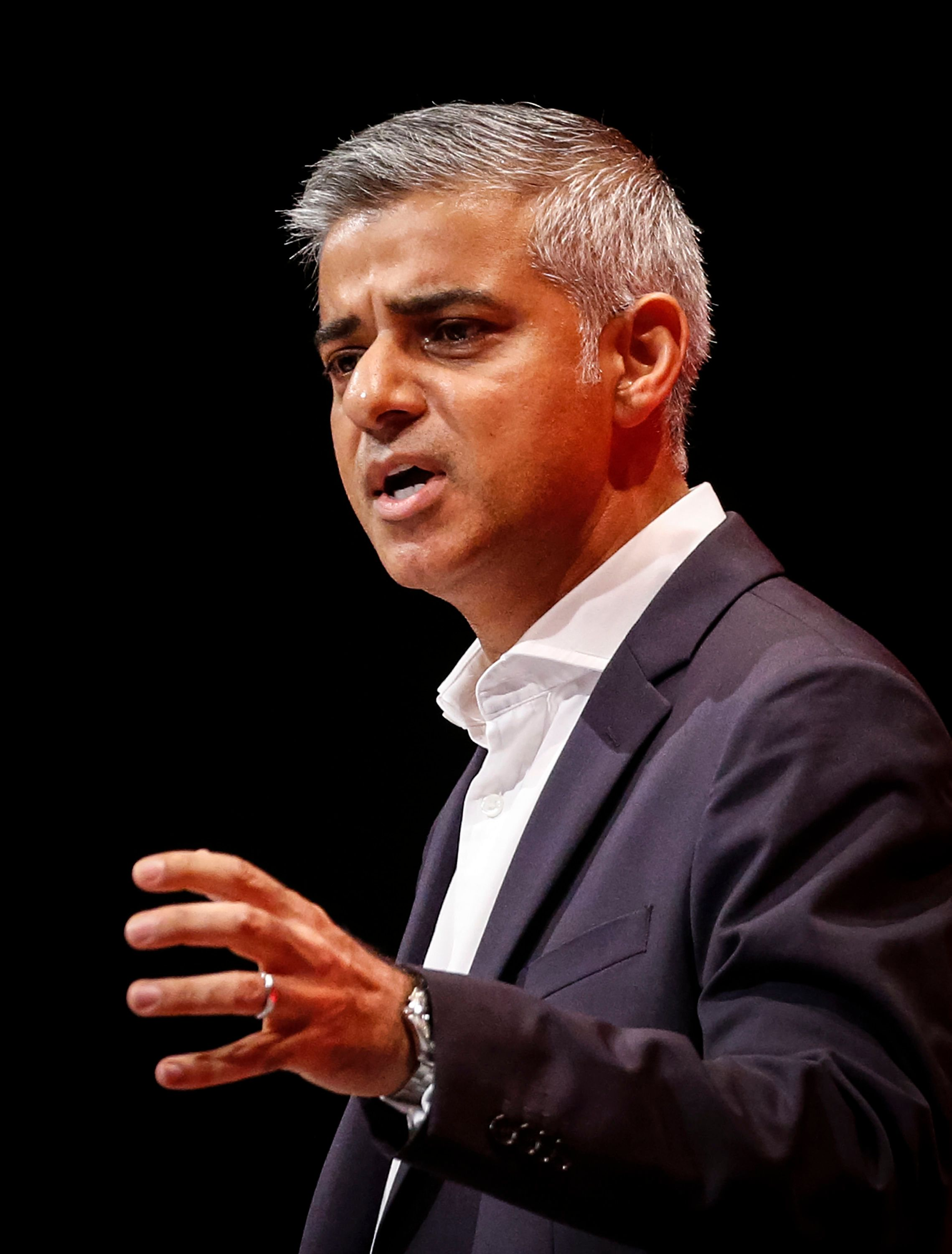 London Knife Offenders To Get GPS Tags After Release From Jail, Sadiq Khan