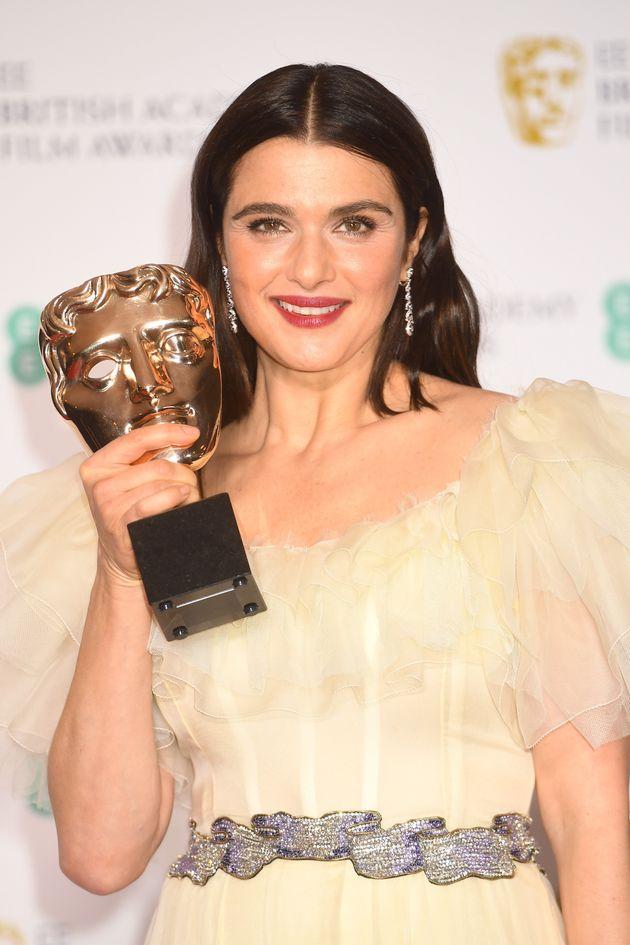 Rachel Weisz also won Best Supporting Actress