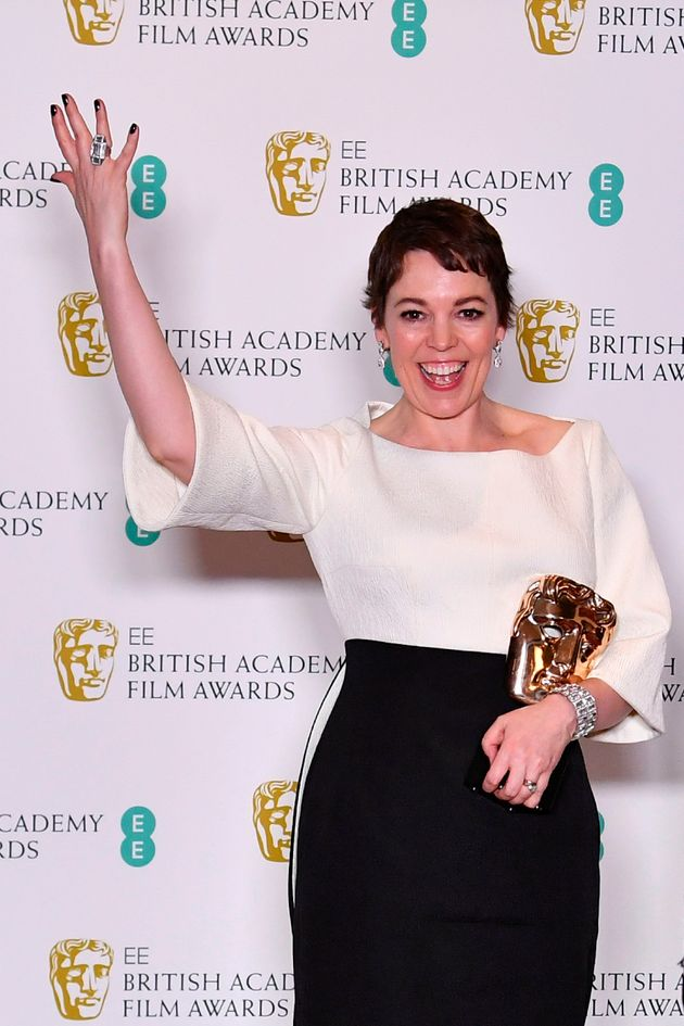 Olivia Colman and The Favourite were the big winners