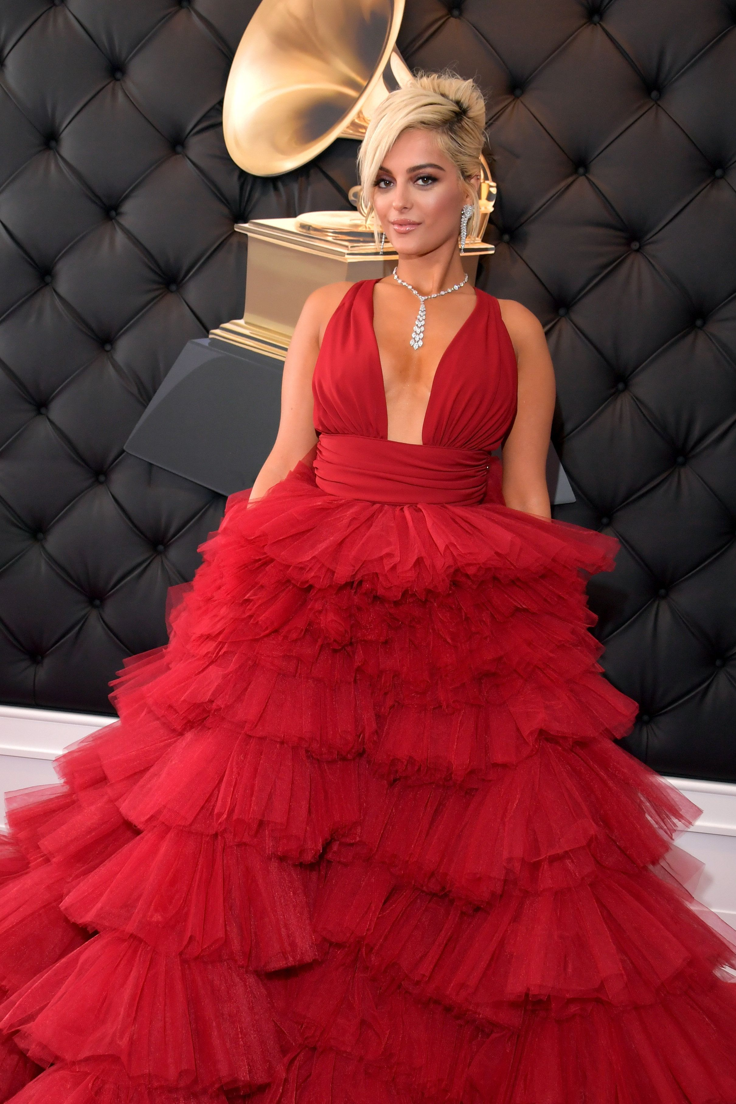 """I feel like a princess,"" Bebe Rexha said. ""I wanted to go for that"