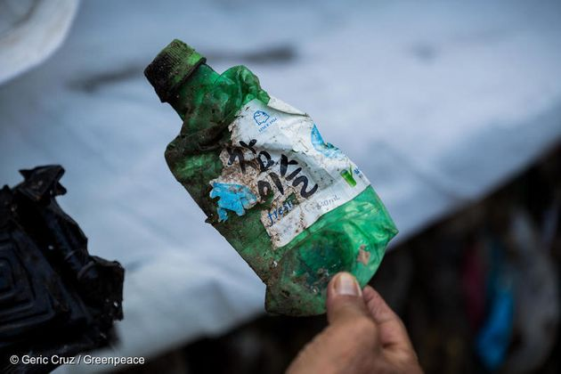 한국발 플라스틱 쓰레기 대부분은 플라스틱 용기, 포장재 등 일회용 플라스틱