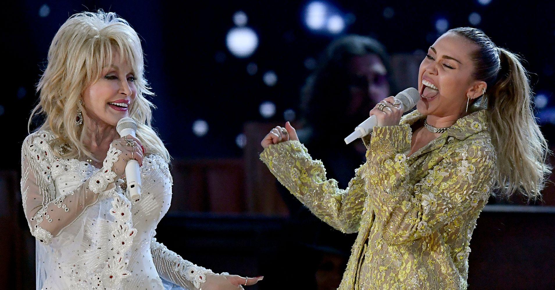 Dolly Parton Grammy Tribute
