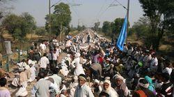 Gujjar Agitation In Rajasthan Turns Violent; Police Vehicles Torched, Shots
