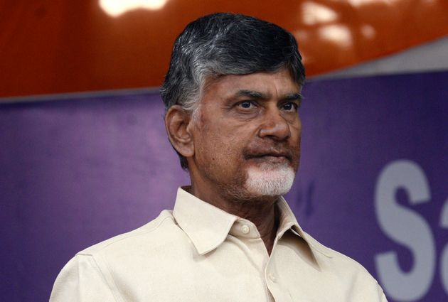 Chandrababu Naidu Begins Hunger Strike Demanding Special Status For Andhra