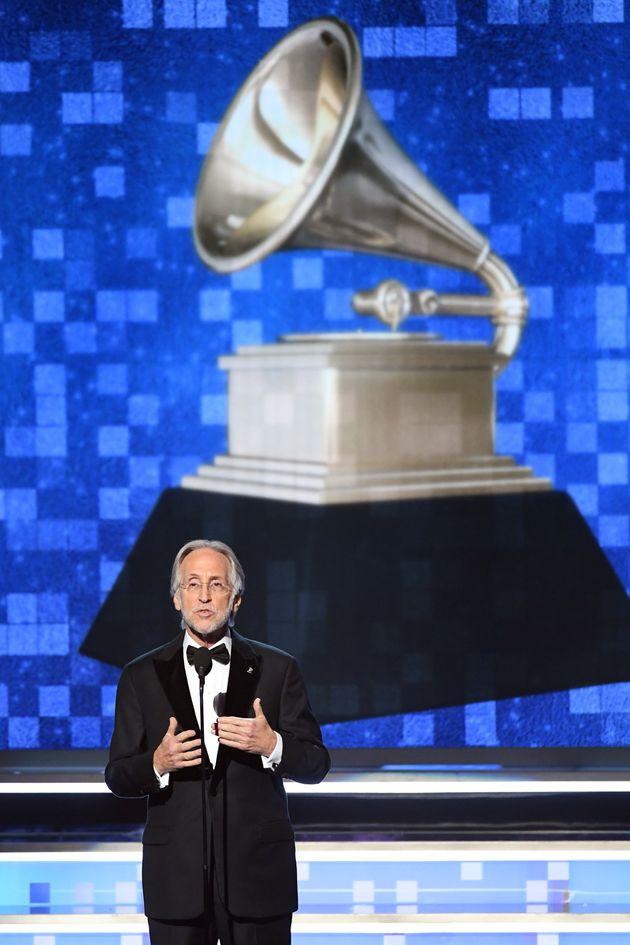 Grammys chief Neil