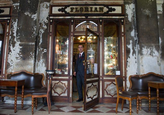 카페 플로리안(Caffè Florian)은 현재까지도 이탈리아에서 운영되고