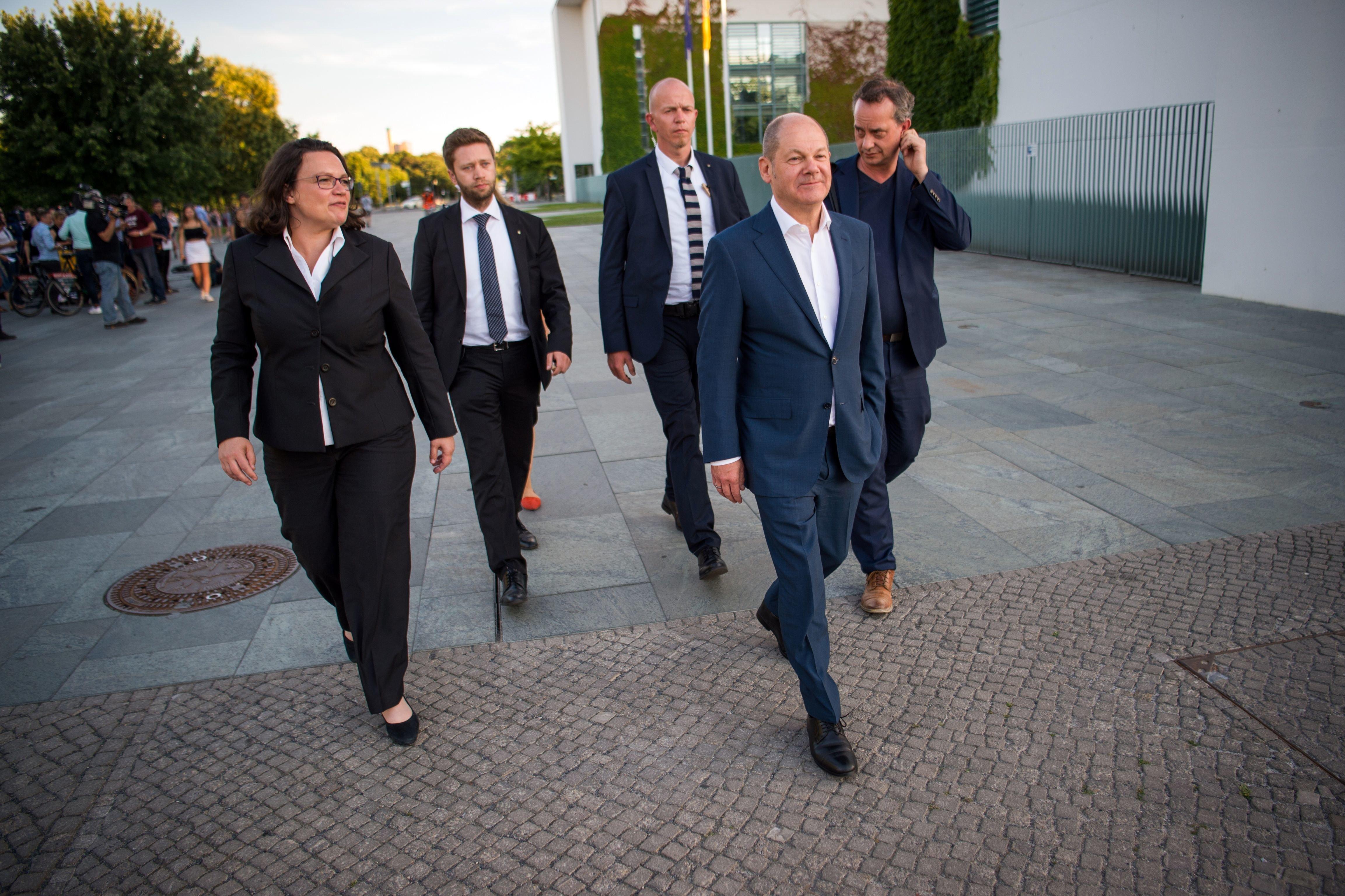 SPD: Wieso der gestrige Tag ein fataler Schritt in Richtung Neuwahlen