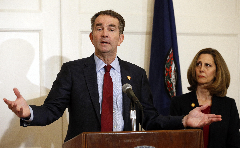 Virginia Gov. Ralph Northam Responds To Criticism Over 'Indentured Servants' Remark