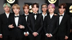 BTS Army Freaks Out Over K-Pop Group's Historic Appearance At Grammy