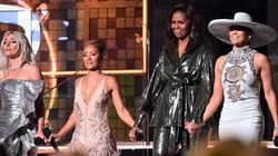 Michelle Obama Made A Surprise Appearance At The Grammys And People