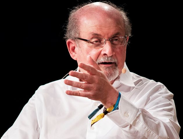 'Many Other Things To Be Frightened About Now,' Says Salman Rushdie, 30 Years After