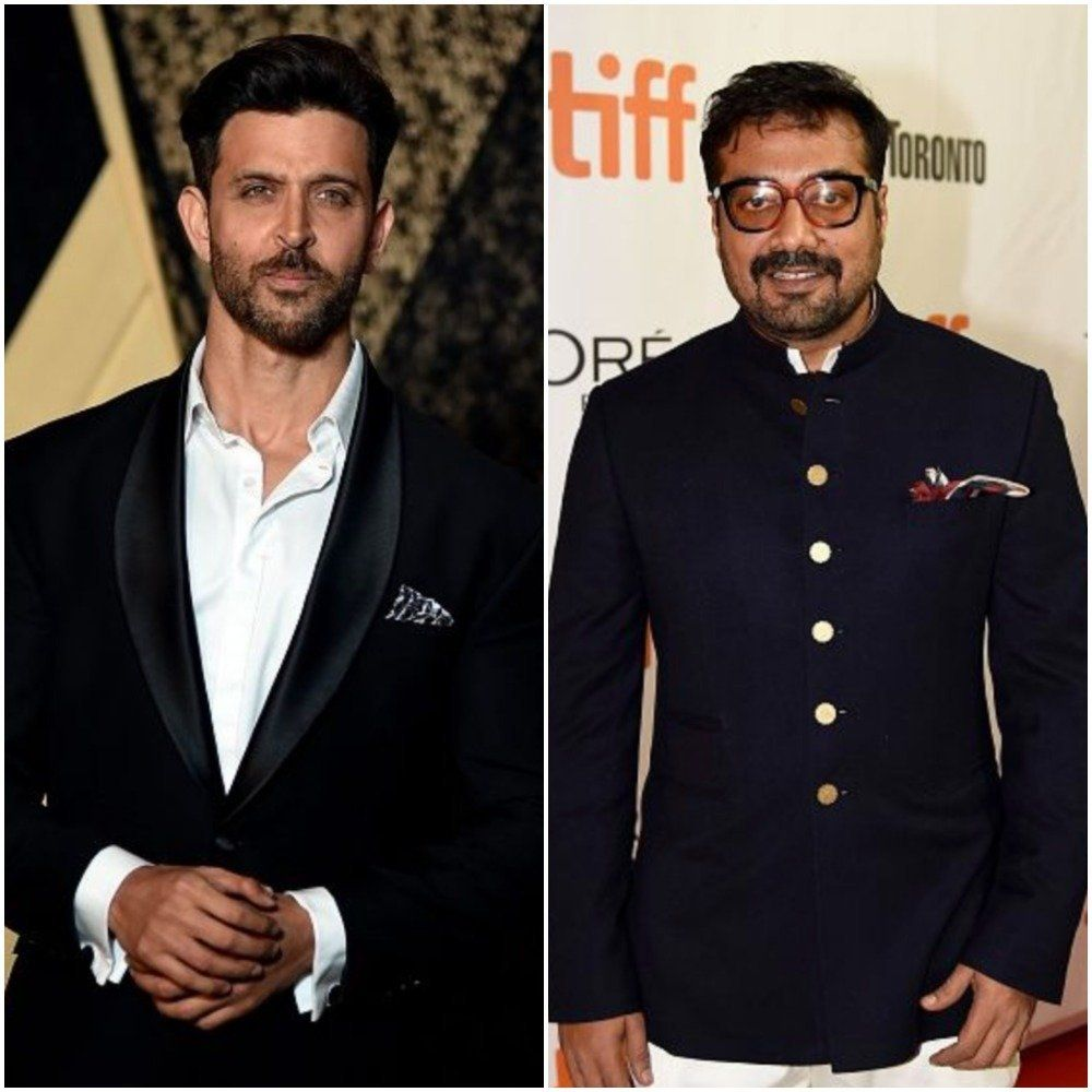 'Super 30': Anurag Kashyap Roped In By Hrithik Roshan To Oversee Post-Production Work