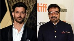 'Super 30': Anurag Kashyap Roped In By Hrithik Roshan To Oversee Post-Production
