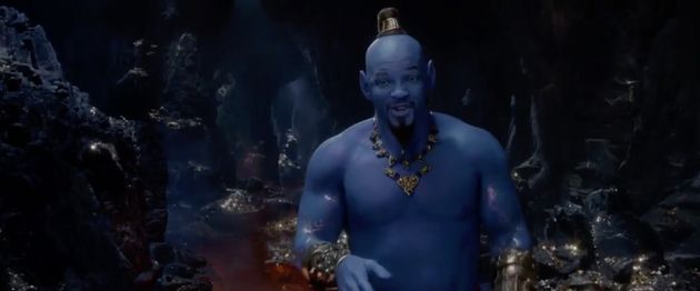 Will Smith as the