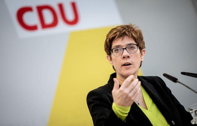 CDU rechnet mit Merkel ab: 5 Erkenntnisse aus AKKs