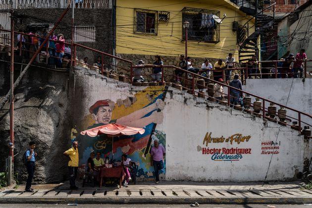 350δισεκ. δολάρια στοίχισε στη Βενεζουέλα το μποϊκοτάζ από τις ΗΠΑ και τις διεθνείς