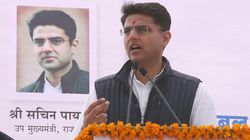 Sachin Pilot's Remarks On MP Cow Slaughter NSA Shows Congress Confusion Yet
