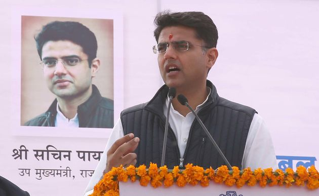 Sachin Pilot's Remarks On MP Cow Slaughter NSA Show Congress Confusion Yet