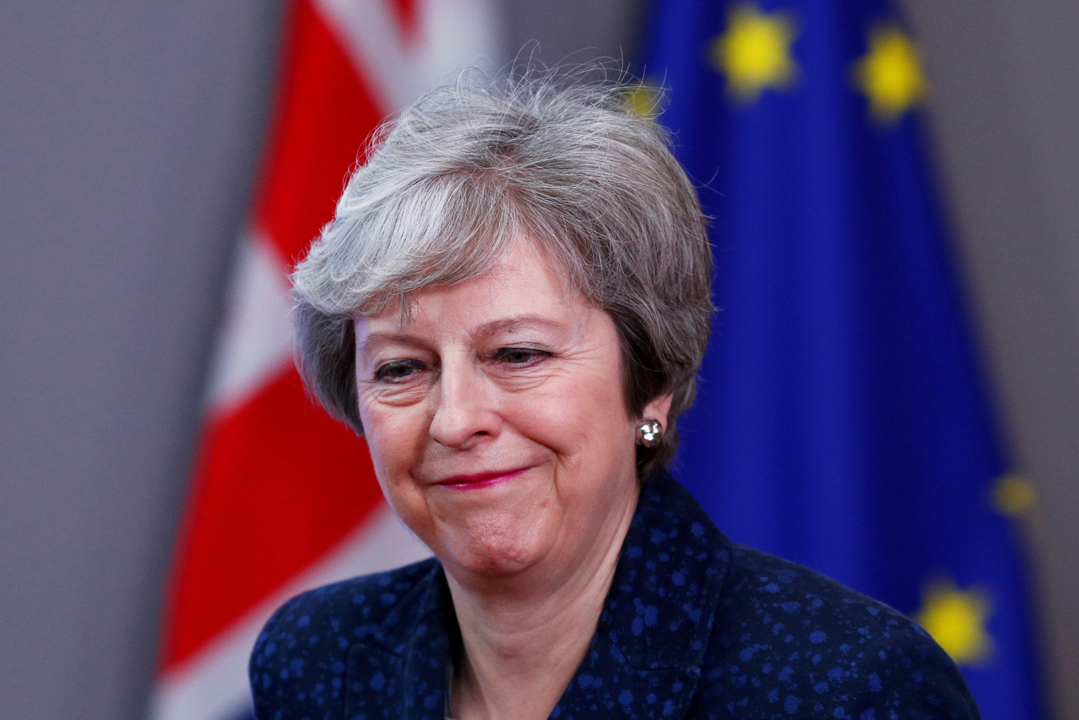Humiliation As Theresa May LosesAnother Commons