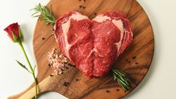 First 'Love Sausage', Now 'Sweetheart Steak': The Valentine's Meat Gimmick No One Asked