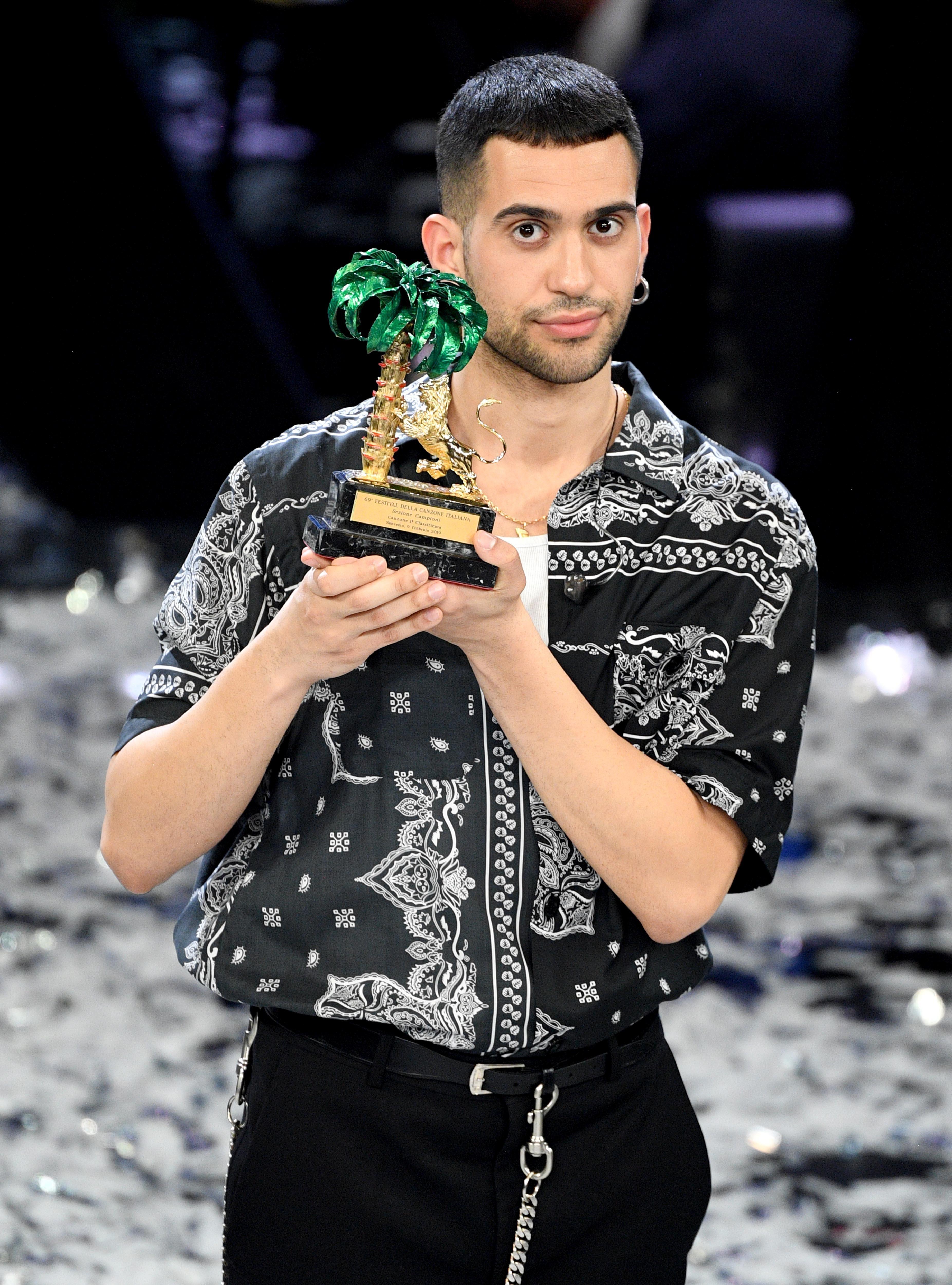 Le candidat italien à l'Eurovision est arabe, fait de la pop marocaine et agace Matteo