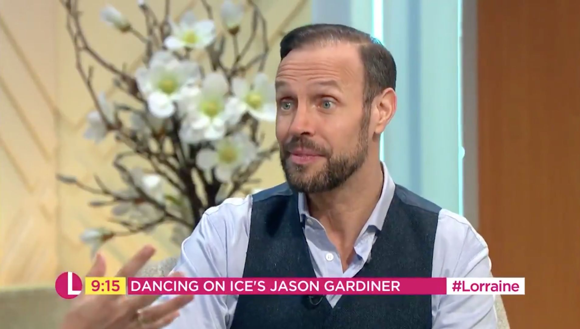 Dancing On Ice's Jason Gardiner Has Some Harsh Parting Words For Gemma