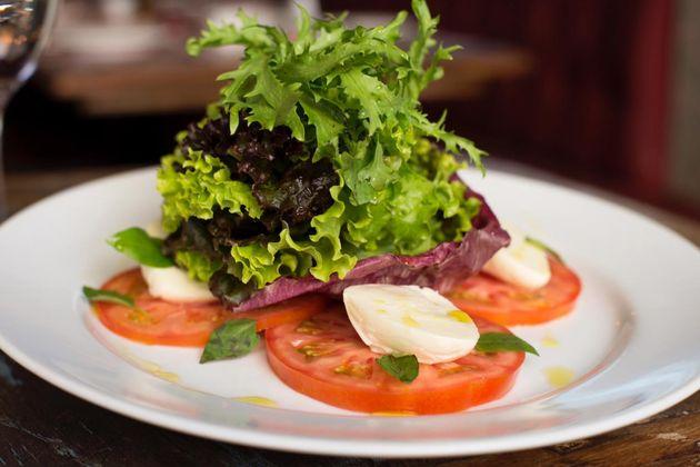 Salada Claudia Raia é uma das entradas do RW