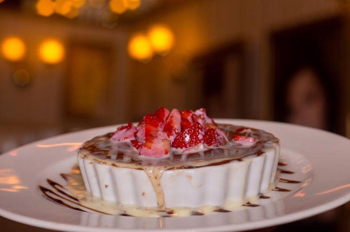 Brigadeiro Juliana Didone é opção para a sobremesa no jantar do Paris 6.