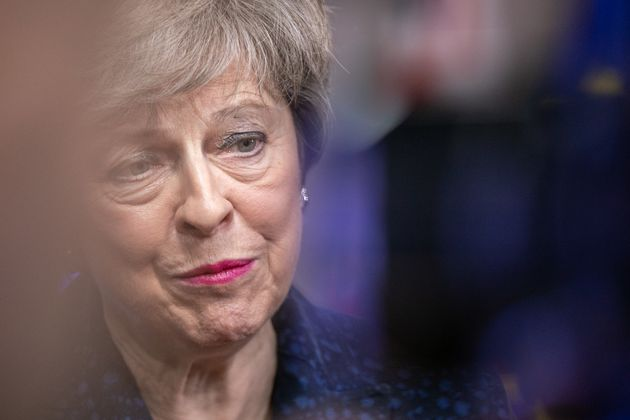 Theresa May hat einen Brief an die Opposition geschrieben. Er sorgt für