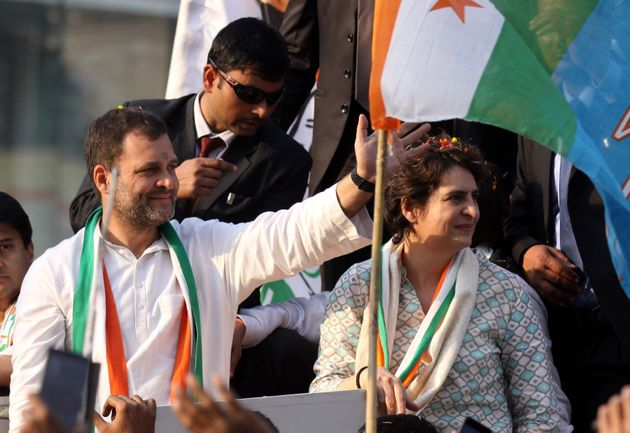 Congress Will Play On 'Front Foot' In UP, Says Rahul Gandhi At Roadshow With