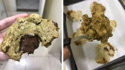 Estes tuítes ensinam a fazer cookie perfeito que derrete na