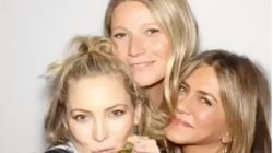 Jennifer Aniston Turns 50 With Her Famous Friends And Ex Brad