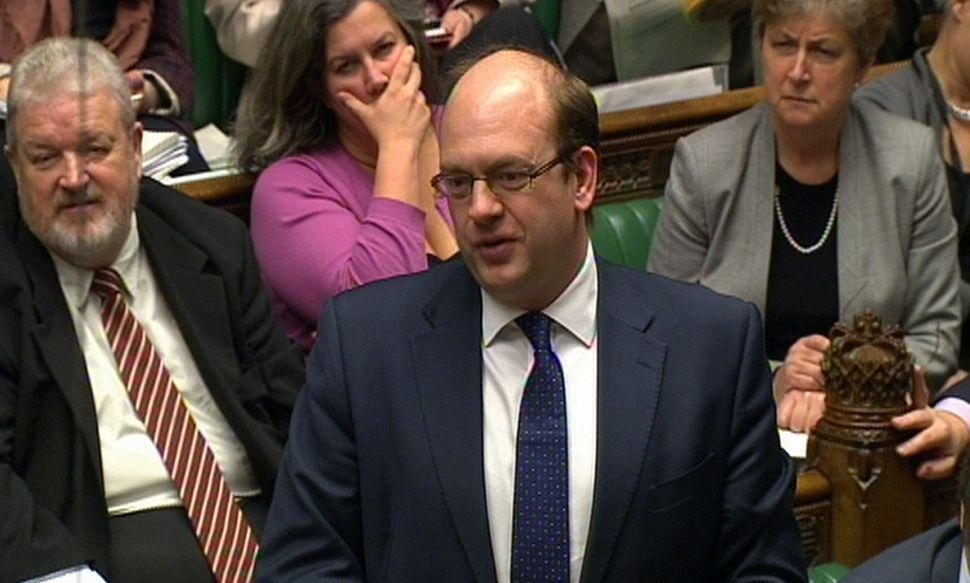Former Tory MP Mark
