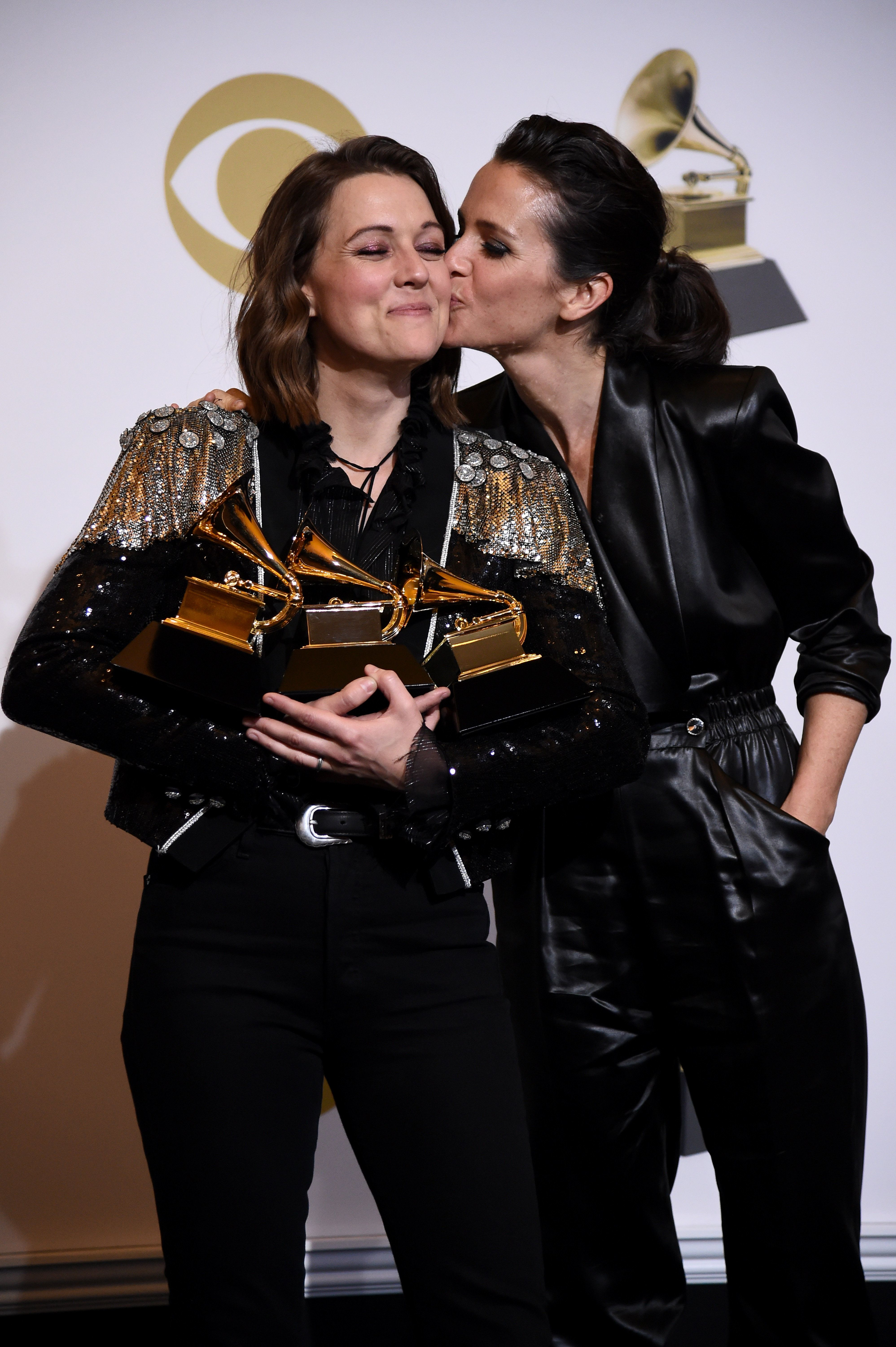 Brandi Carlile Recalls Coming Out Struggle In Emotional Grammys Speech