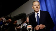 Democrats Say Howard Schultz Is Skirting Federal Election Law