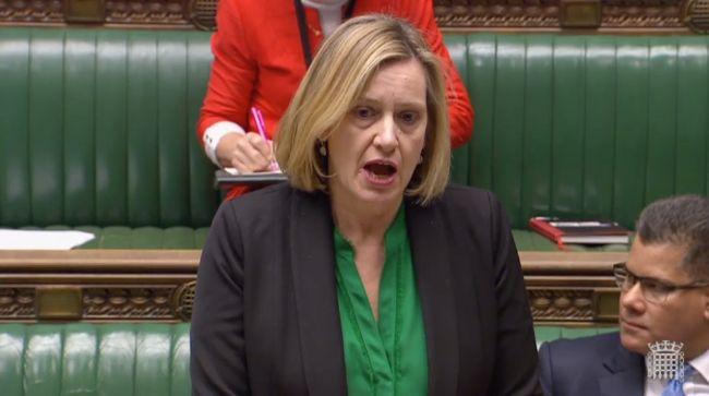 Amber Rudd Finally Admits Universal Credit Increased Foodbank