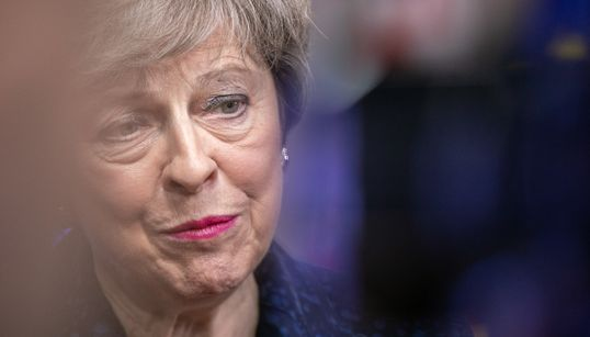 Why A No-Deal Brexit Is Now Theresa May's Fallback Plan To Save Her Party – And