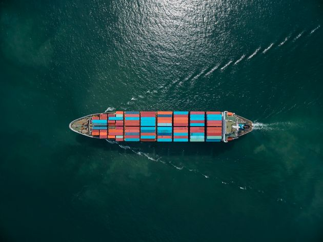 Fret maritime de marchandises: Réception du 1er navire