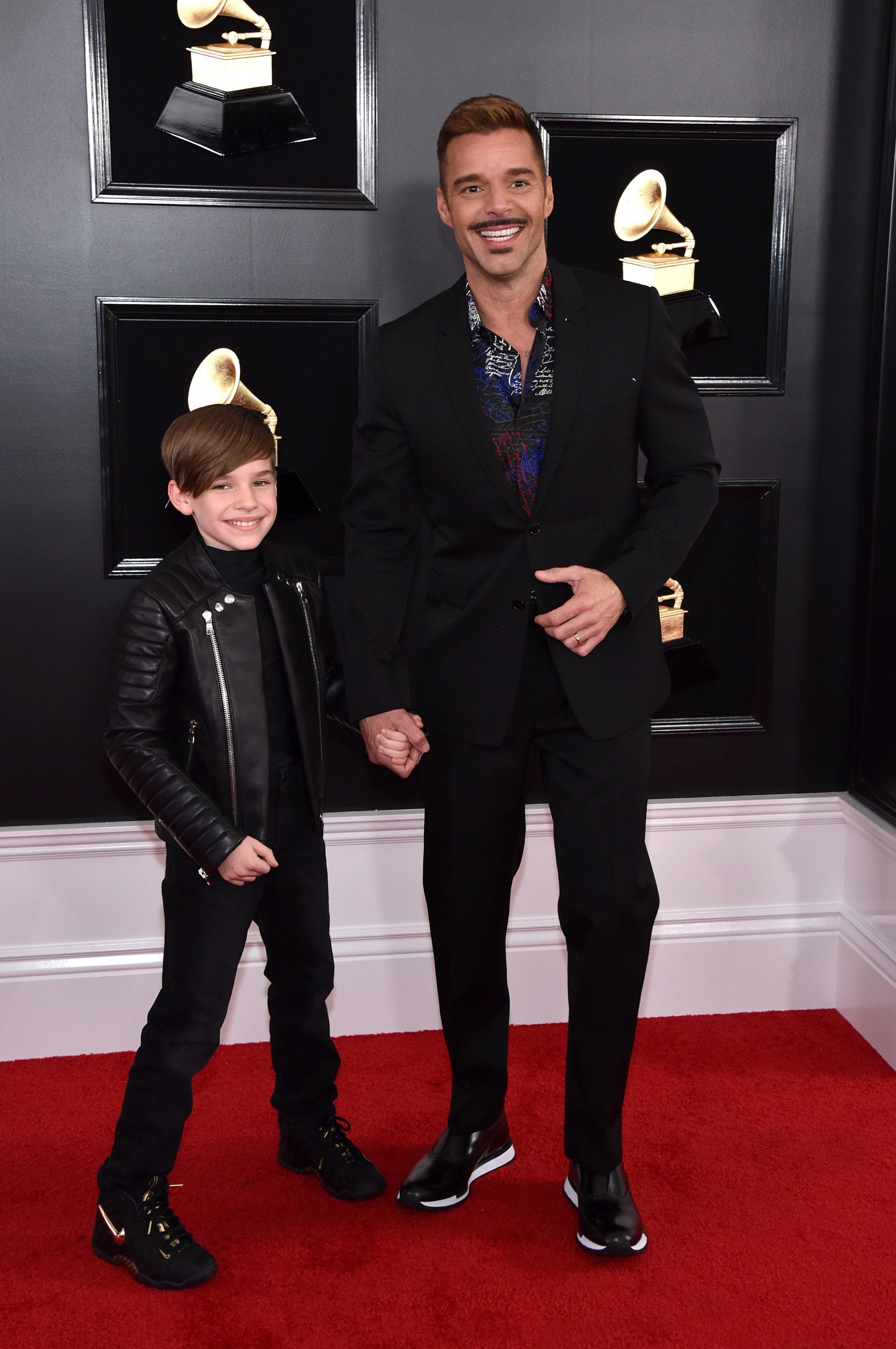 9 Adorable Kids Who Joined Their Parents At The Grammys