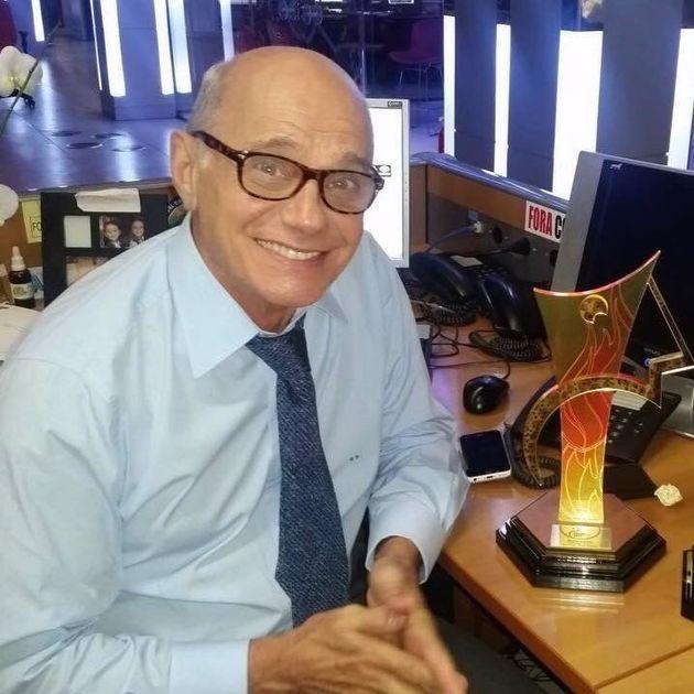 Ricardo Boechat é um dos maiores jornalistas brasileiros de todos os
