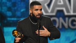 Grammys Cut Off Drake After He Disses Award In Acceptance