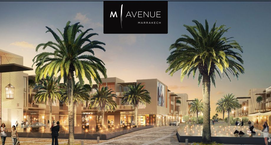 On en sait plus sur M Avenue, la première avenue privée à ciel ouvert du