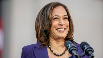 Democratic Sen. Kamala Harris, of California, formally launches her presidential campaign at a rally in her hometown of Oakland, Calif., Sunday, Jan. 27, 2019. (AP Photo/Tony Avelar)